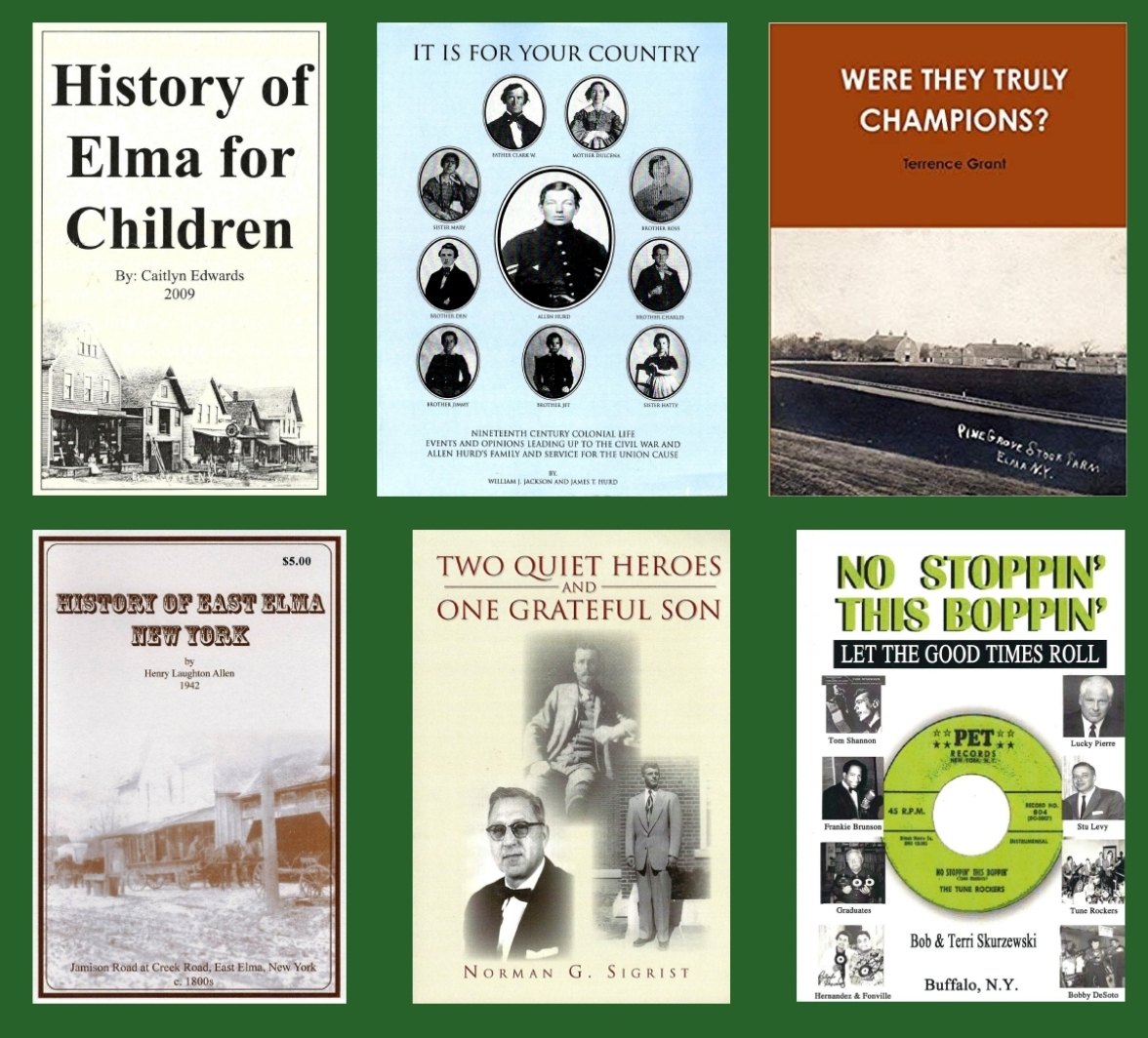 gallery/History Books of Elma NY
